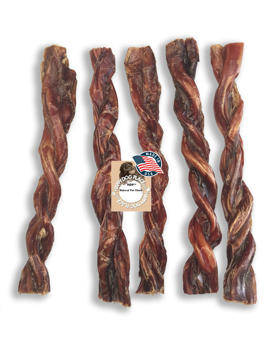 Bully Sticks Flossies Trachea Chews And Treats Cans