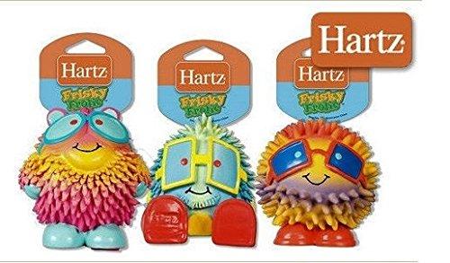 Hartz Latex Squeaky Dog Toys