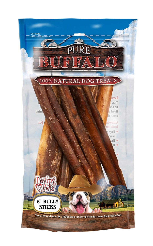 Natural Treats Bully Sticks Flossies Trachea Chews