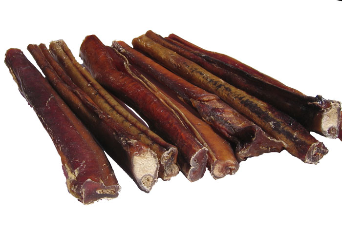 monstrous 12 bull bully sticks dog chew odor free 25p ebay. Black Bedroom Furniture Sets. Home Design Ideas